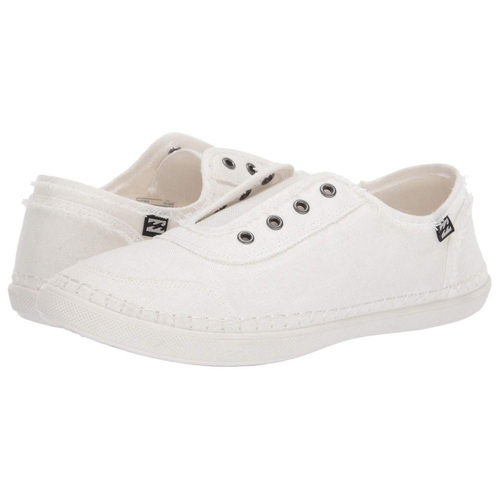 ビラボン Billabong レディース スニーカー シューズ・靴【Cruiser】White