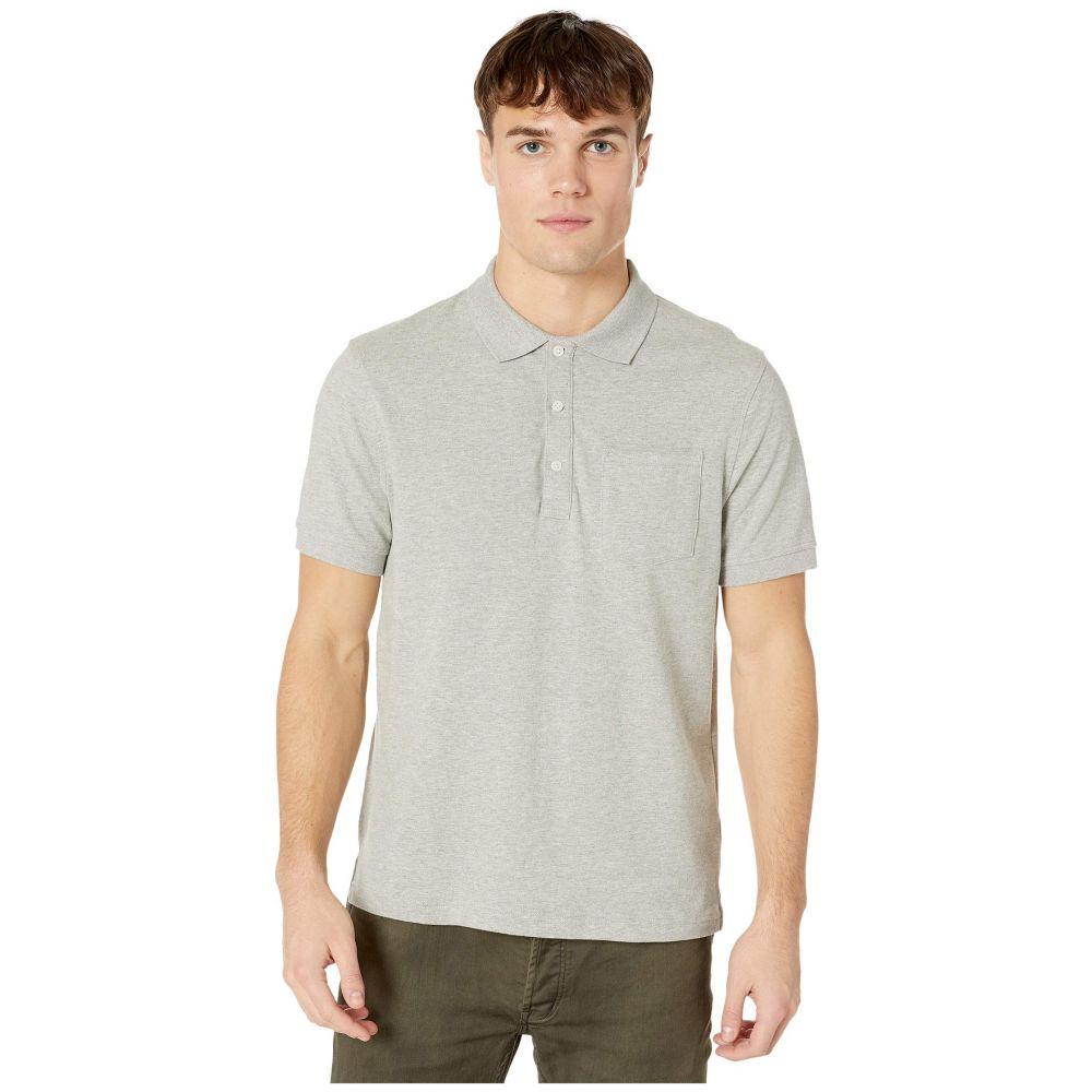 ジェイクルー J.Crew メンズ ポロシャツ トップス【Stretch Pique Polo Shirt】Heather Grey