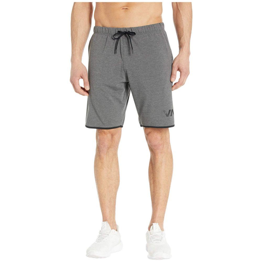 ルーカ RVCA メンズ ショートパンツ ボトムス・パンツ【Sport Shorts III】Smoke Grey Heather