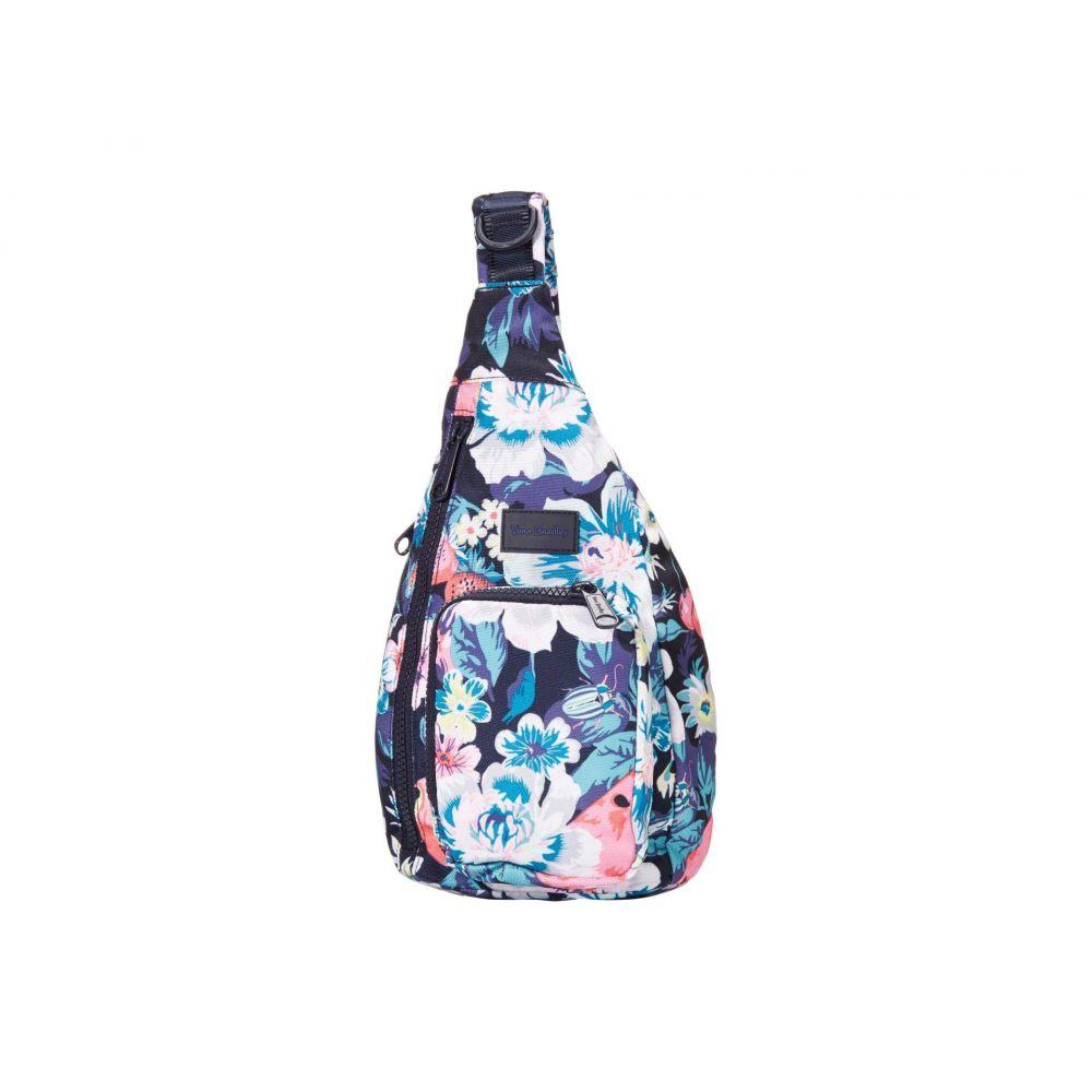 ヴェラ ブラッドリー Vera Bradley レディース バックパック・リュック バッグ【ReActive Mini Sling Backpack】Garden Picnic