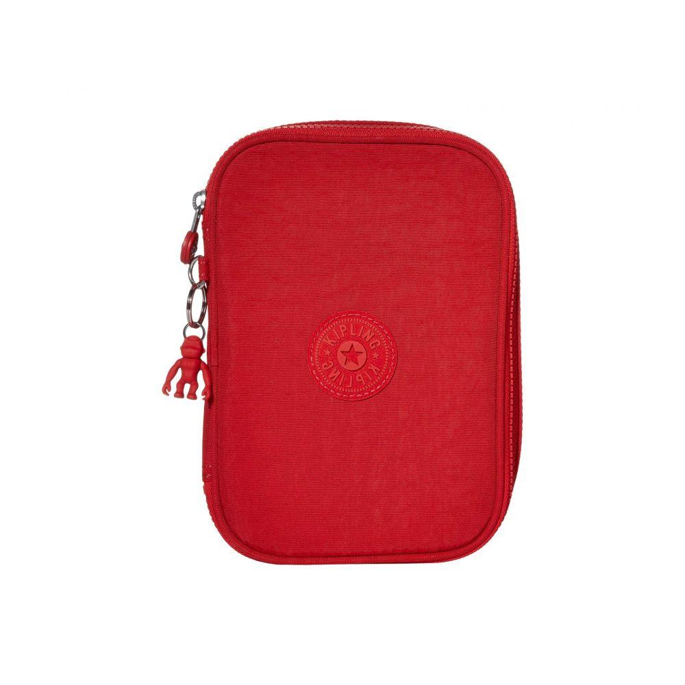 キプリング Kipling レディース 雑貨 【100 Pens Case】Red Rouge