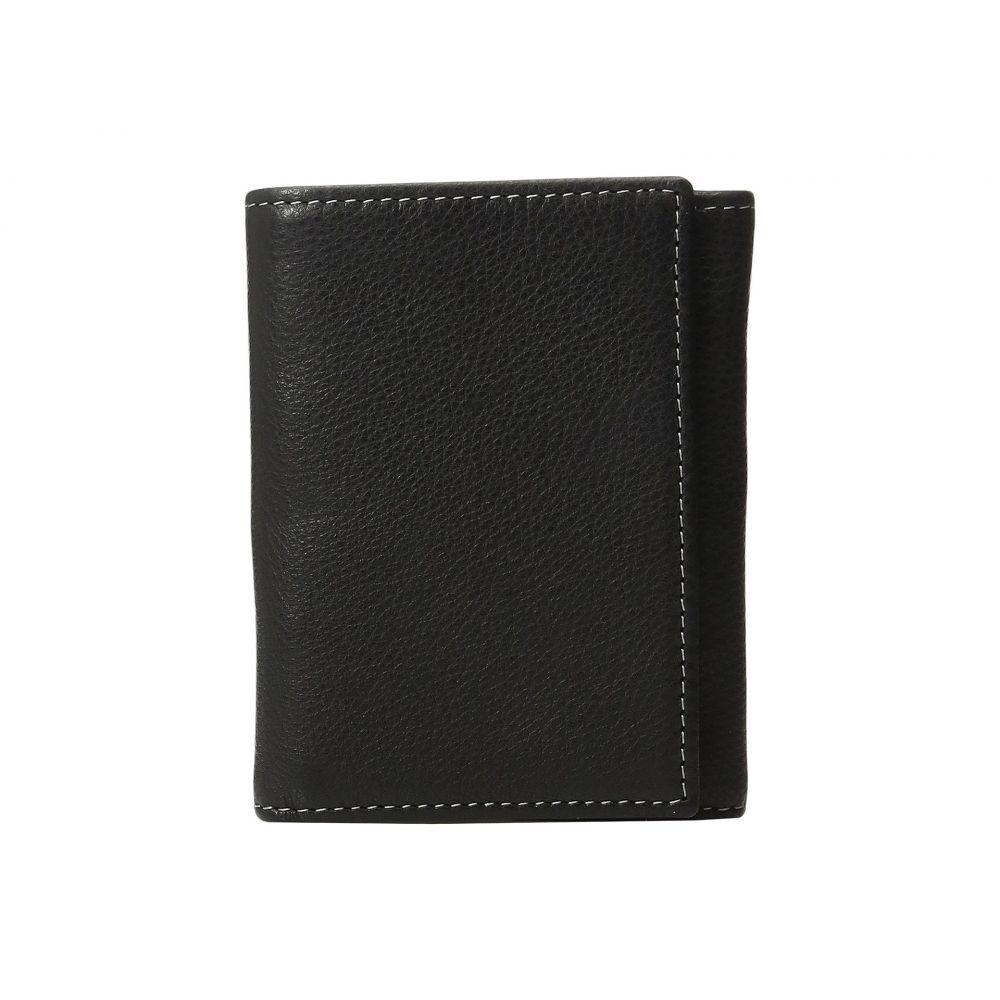 ジョンストン&マーフィー Johnston & Murphy メンズ 財布 【Trifold Wallet】Black