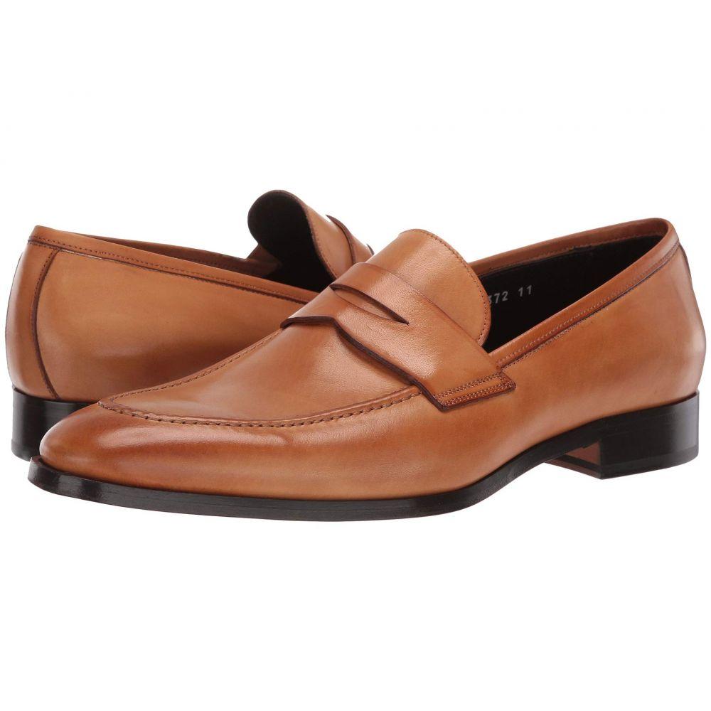 トゥーブートニューヨーク To Boot New York メンズ ローファー シューズ・靴【Buono】Burnish Cognac