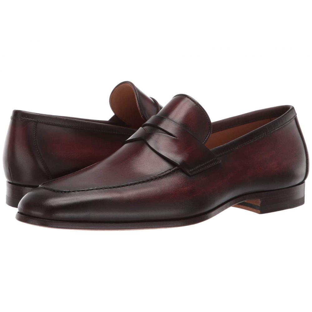 マグナーニ Magnanni メンズ ローファー シューズ・靴【Reed】Mid Brown