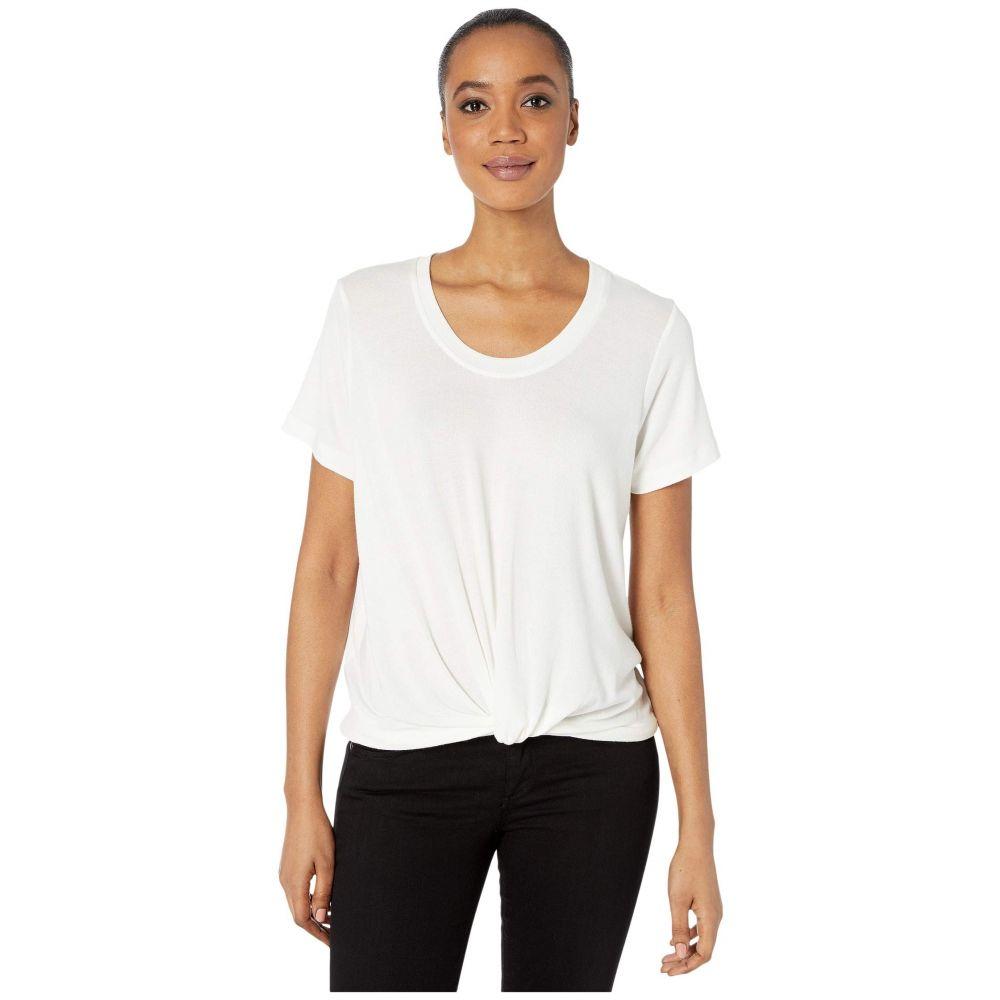 アグ UGG レディース Tシャツ トップス【Vikki T-Shirt】White