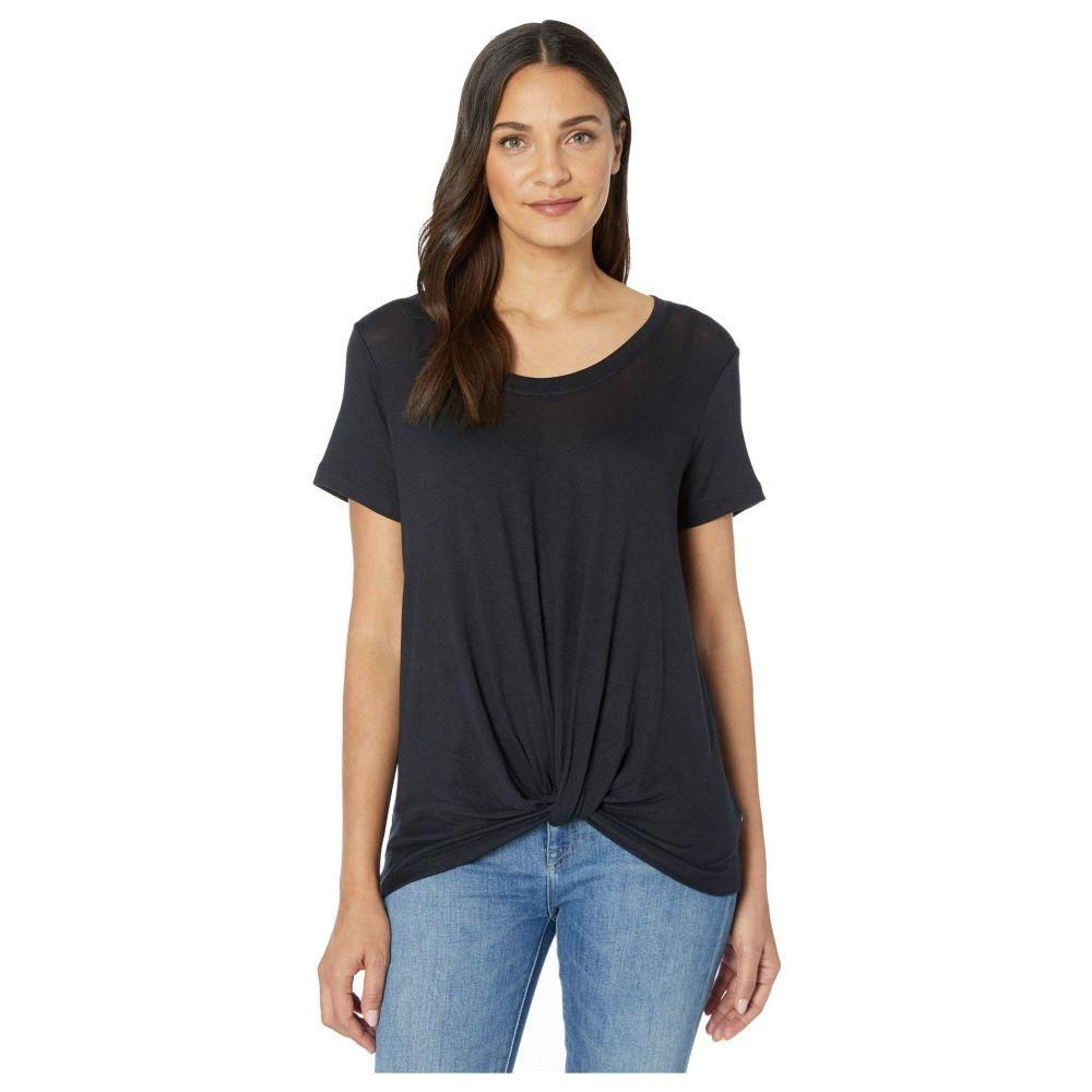 アグ UGG レディース Tシャツ トップス【Vikki T-Shirt】Black
