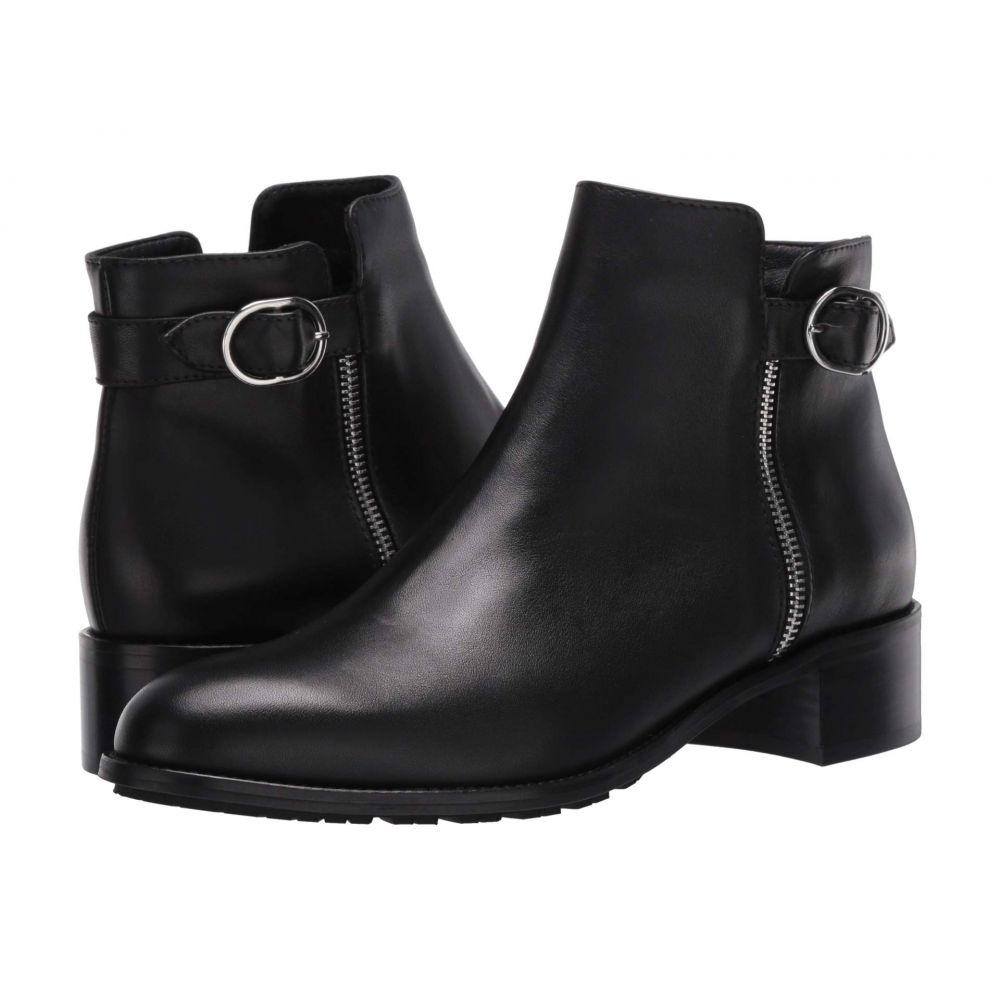 アクアタリア Aquatalia レディース ブーツ シューズ・靴【Orleena】Black Calf