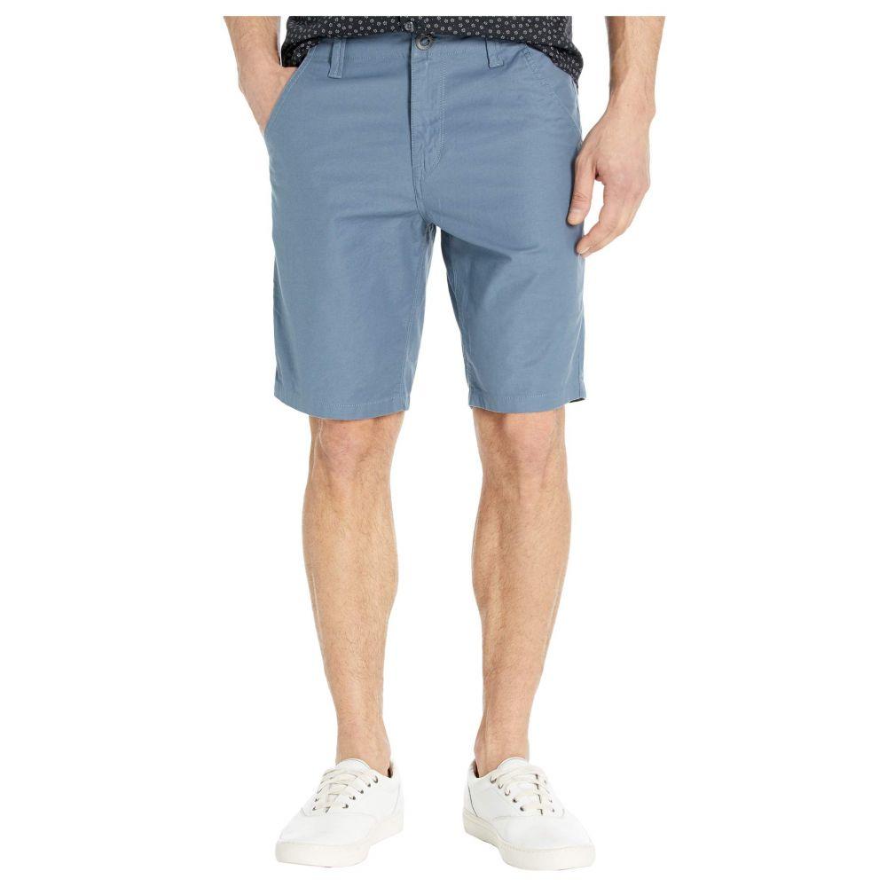 ボルコム Volcom メンズ ショートパンツ ボトムス・パンツ【Riser Shorts】Storm Blue