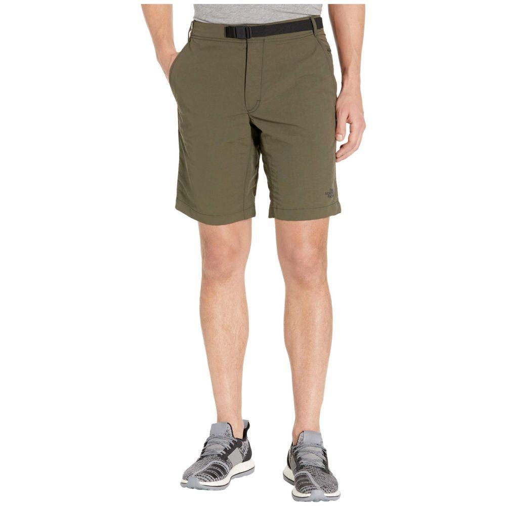 ザ ノースフェイス The North Face メンズ ショートパンツ ボトムス・パンツ【Paramount Trail Shorts】New Taupe Green
