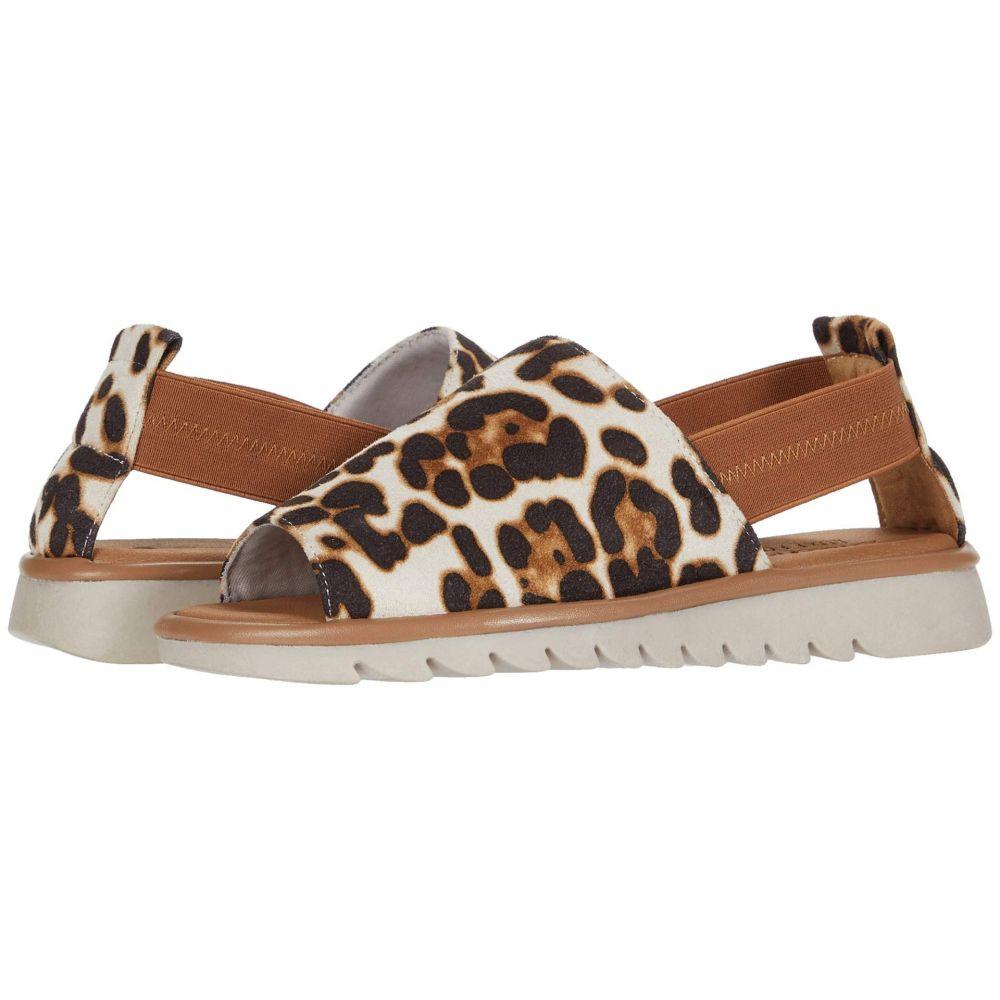 スケッチャーズ SKECHERS レディース サンダル・ミュール シューズ・靴【Jigsawed】Natural Leopard