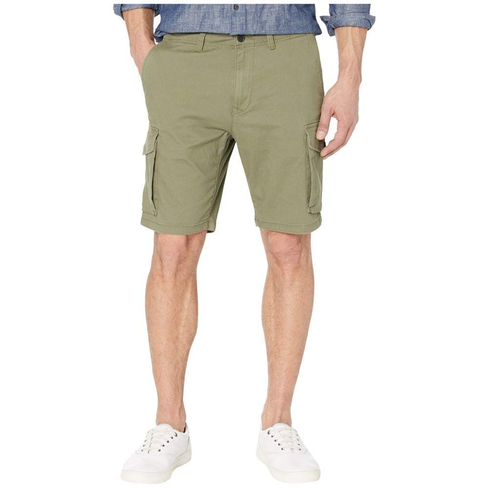ラッキーブランド Lucky Brand メンズ ショートパンツ カーゴ ボトムス・パンツ【Cargo Shorts】Four Leaf Clover:フェルマート
