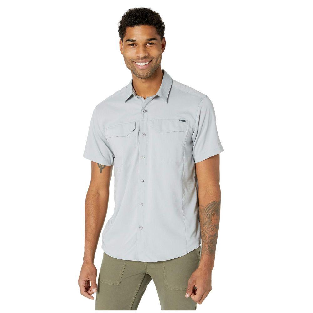 コロンビア Columbia メンズ 半袖シャツ トップス【Silver Ridge Lite(TM) Short Sleeve Shirt】Columbia Grey