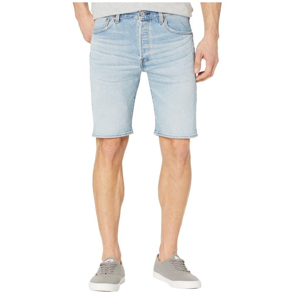 リーバイス Levi's Mens メンズ ショートパンツ ボトムス・パンツ【501 Hemmed Shorts】Wild Boar Stretch