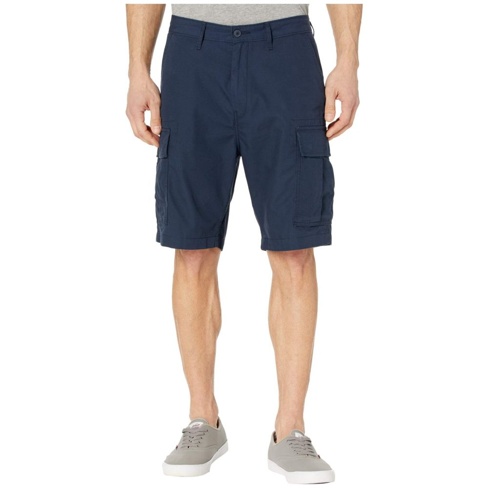 リーバイス Levi's Mens メンズ ショートパンツ カーゴ ボトムス・パンツ【Carrier Cargo Shorts】Navy Blazer/Ripstop
