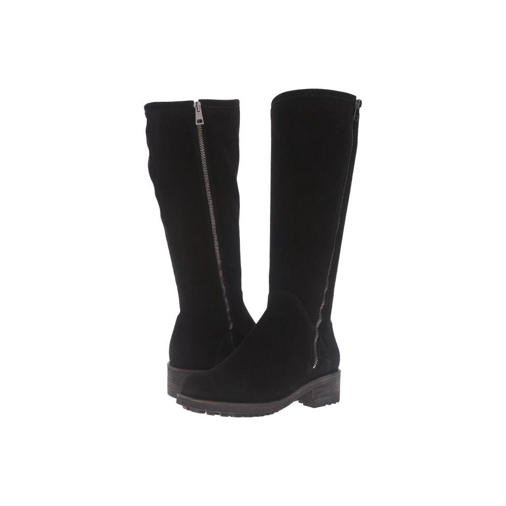 ラ カナディアン La Canadienne レディース ブーツ シューズ・靴【Cecile】Black Suede