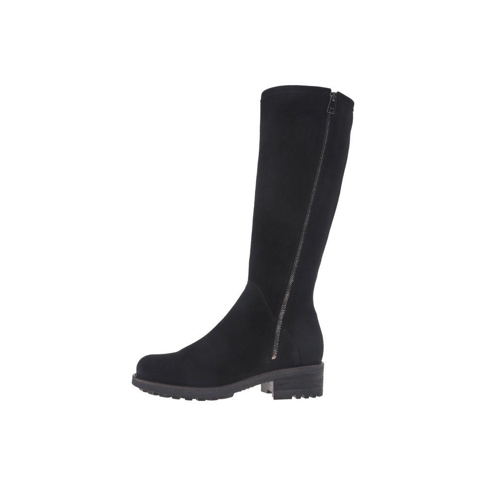ラ カナディアン La Canadienne レディース ブーツ シューズ・靴 Cecile Black SuedeIWH9D2E