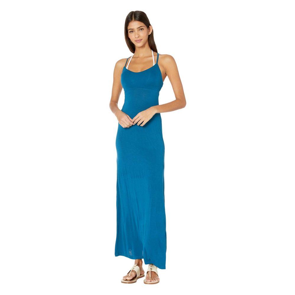 ボディーグローヴ Body Glove レディース ビーチウェア ワンピース・ドレス 水着・ビーチウェア【Nerida Dress Cover-Up】Prussian