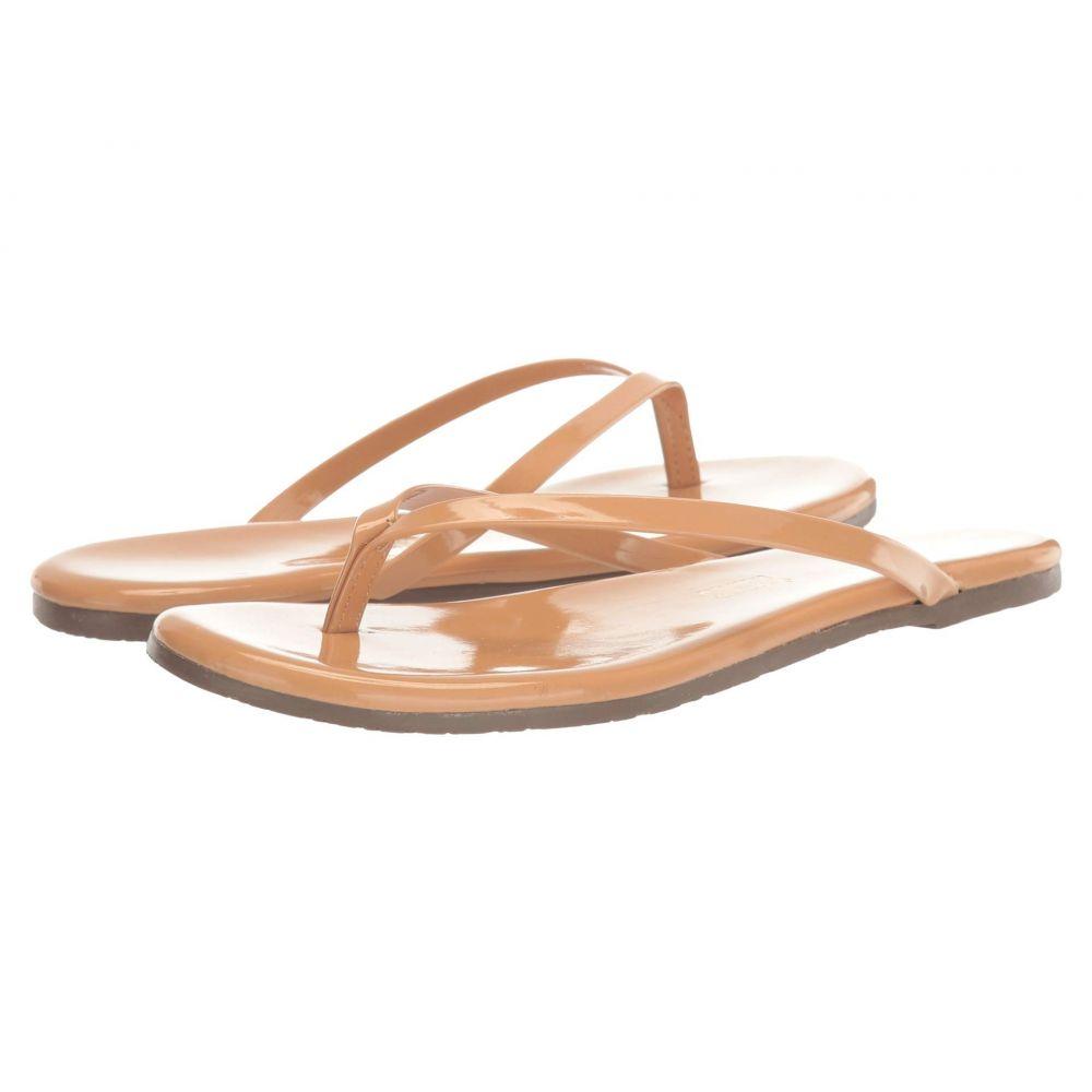 ティキーズ TKEES レディース ビーチサンダル シューズ・靴【Foundation Gloss】Pout