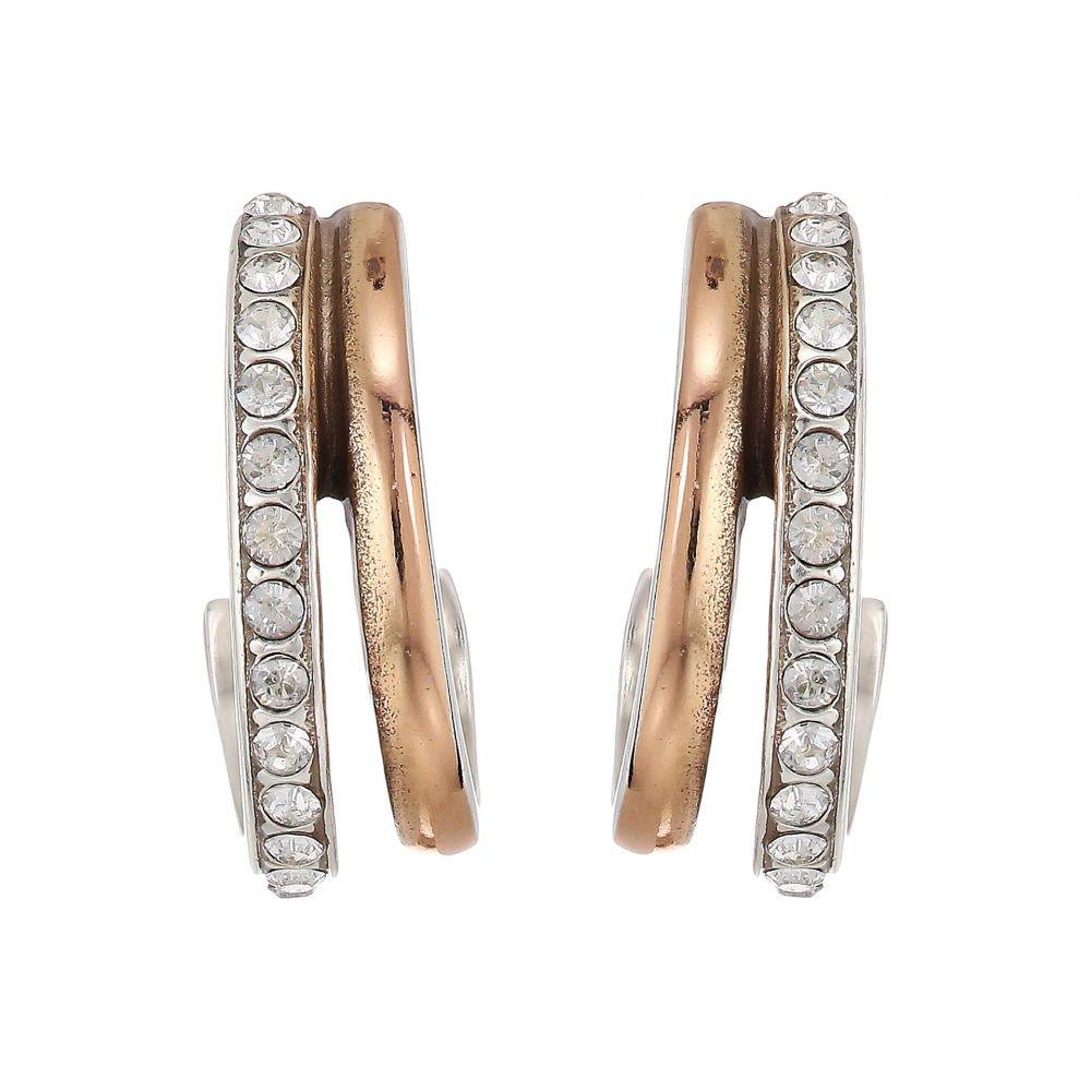 ブライトン Brighton レディース イヤリング・ピアス ジュエリー・アクセサリー【Neptune's Rings Post Earrings】Silver/Gold