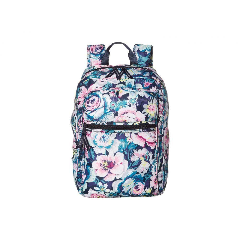 ヴェラ ブラッドリー Vera Bradley レディース バックパック・リュック バッグ【Packable Backpack】Garden Grove