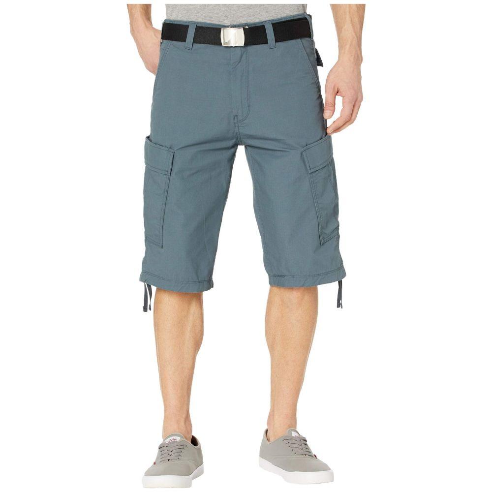 リーバイス Levi's Mens メンズ ショートパンツ ボトムス・パンツ【Messenger Shorts】Dark Slate Ripstop