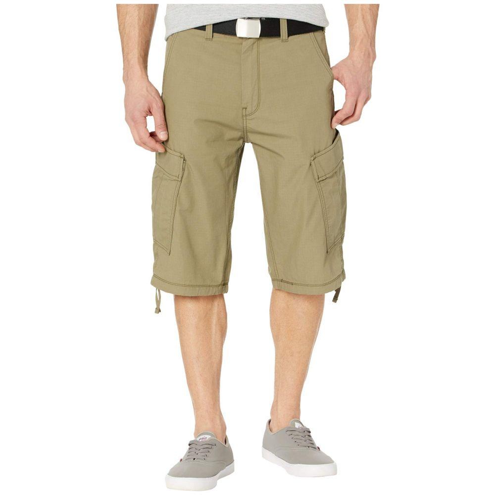 リーバイス Levi's Mens メンズ ショートパンツ ボトムス・パンツ【Messenger Shorts】Muddy Forest Ripstop