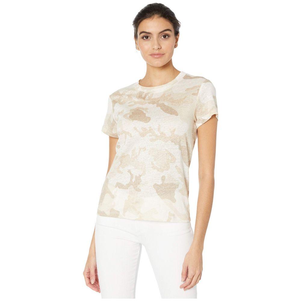 サンクチュアリ Sanctuary レディース Tシャツ トップス【The Perfect T-Shirt】Sand Dune Camo