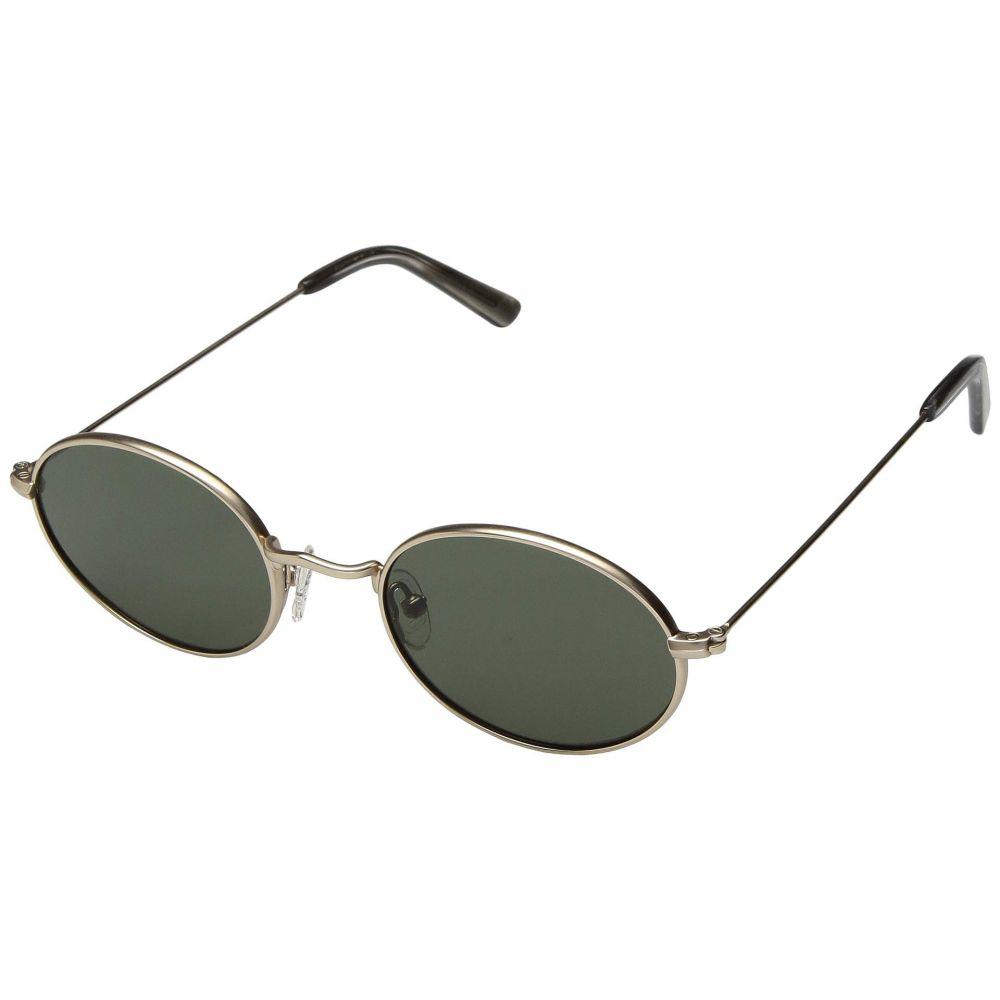 メイドウェル Madewell レディース メガネ・サングラス 【Wire-Rimmed Sunglasses】Green/Gold