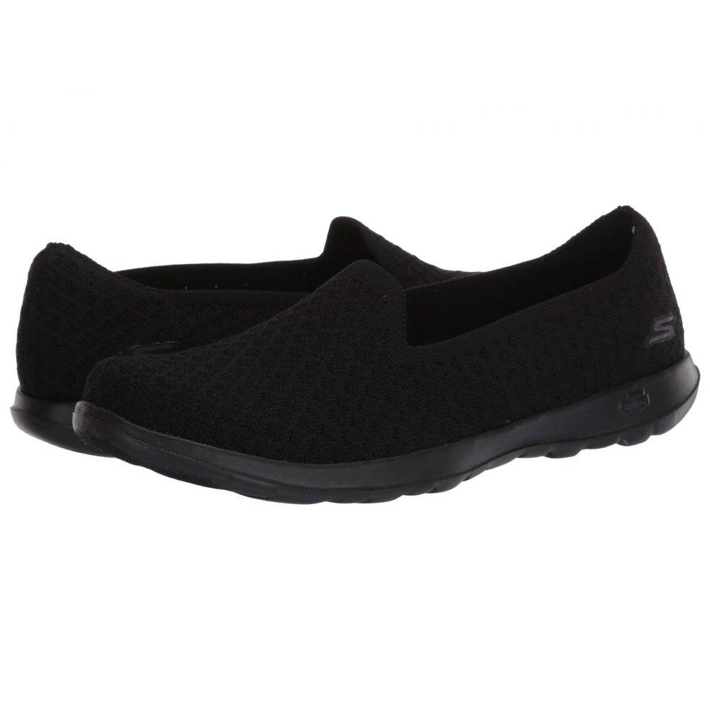 スケッチャーズ SKECHERS Performance レディース スニーカー シューズ・靴【Go Walk Lite】Black