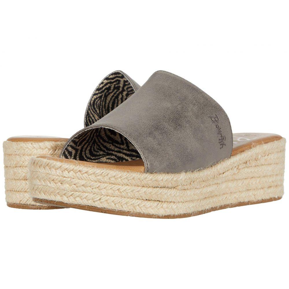 ブローフィッシュ Blowfish レディース サンダル・ミュール シューズ・靴【Leigh】Pewter Meteorite Metallic
