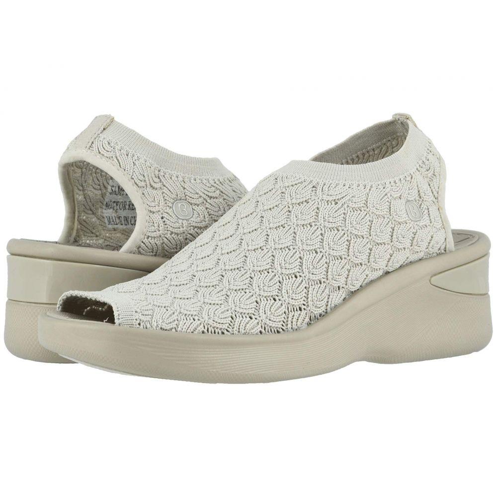 ゼィース Bzees レディース サンダル・ミュール シューズ・靴【Secret】Sand Crochet Knit