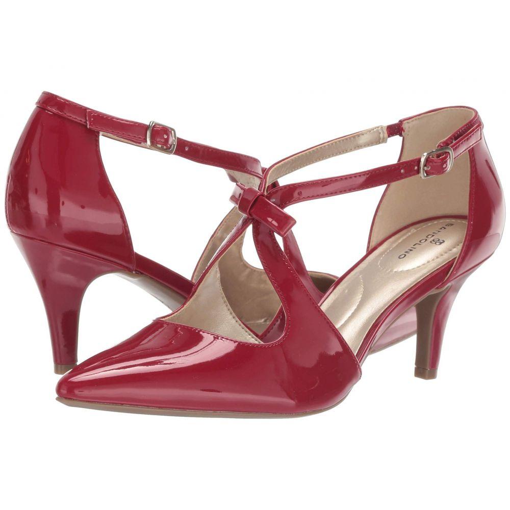 バンドリーノ Bandolino レディース パンプス シューズ・靴【Zeffer Pump】Rossy Red Patent