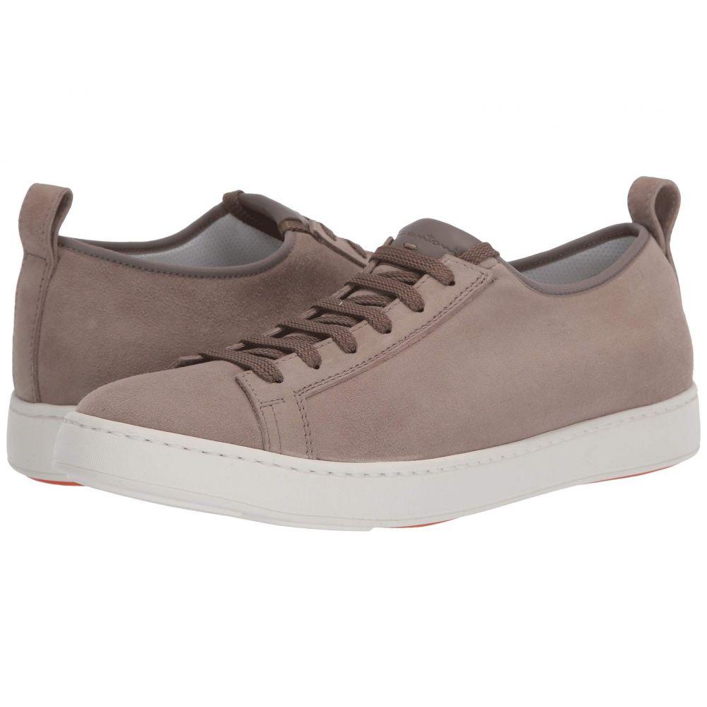 サントーニ Santoni メンズ スニーカー シューズ・靴【Inhabit Sneaker】Beige Suede