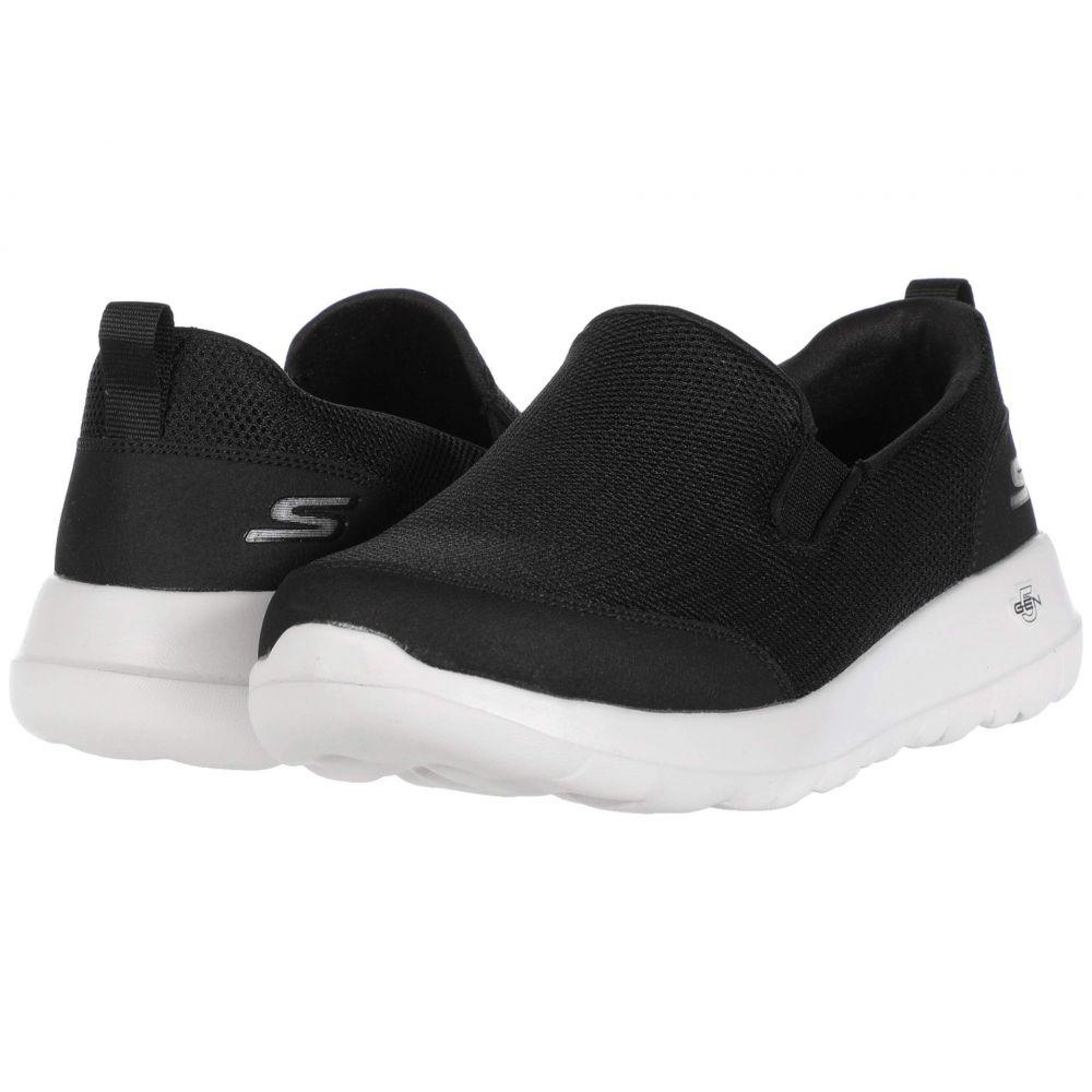 スケッチャーズ SKECHERS Performance メンズ シューズ・靴 【Go Walk Max - Clinched】Black/White