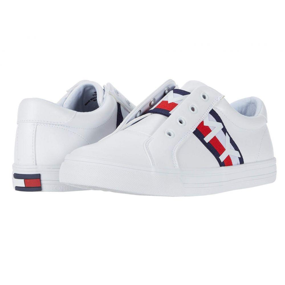 トミー ヒルフィガー Tommy Hilfiger レディース スニーカー シューズ・靴【Olene】White Multi