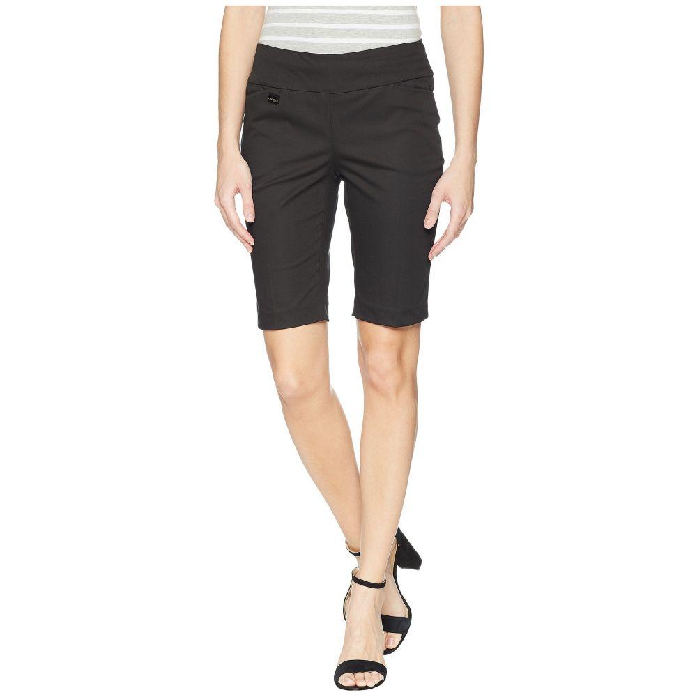 リゼッタ Lisette L Montreal レディース ショートパンツ バミューダ ボトムス・パンツ【Jupiter Cotton Stretch Bermuda Shorts】Black