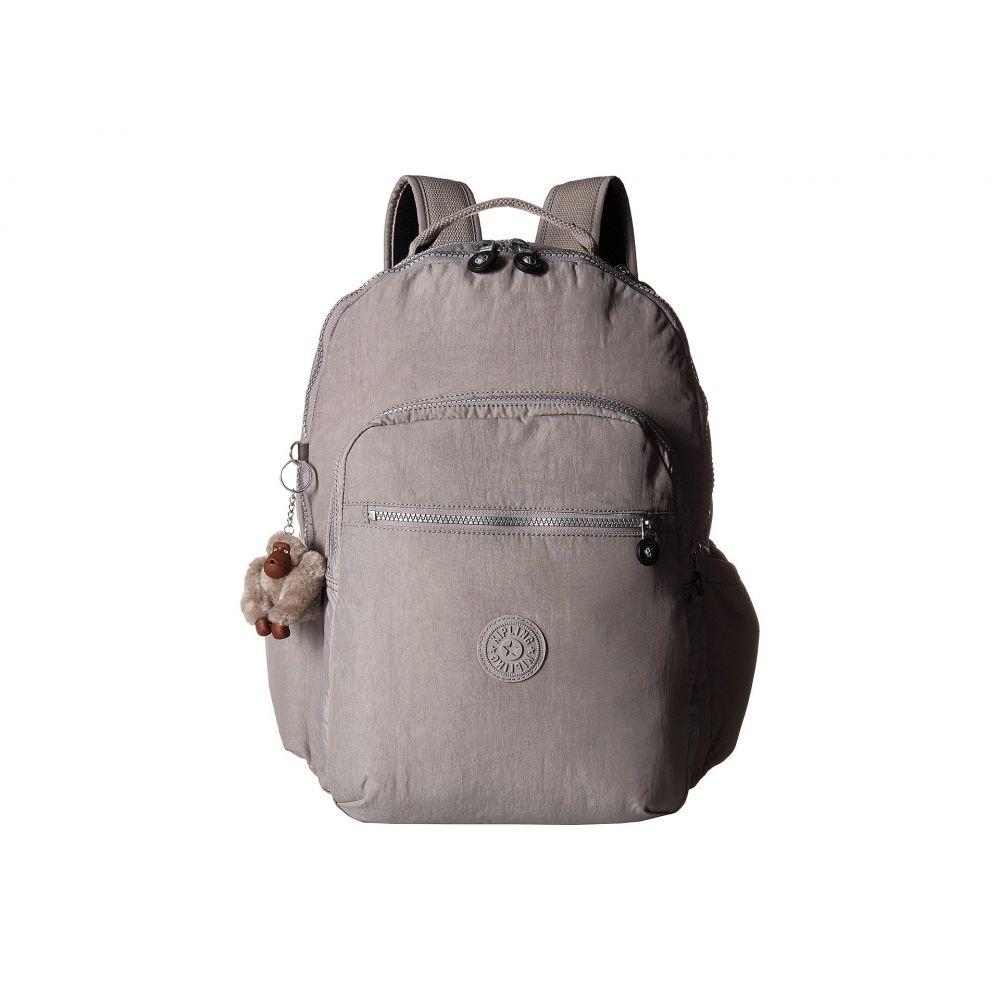 キプリング Kipling レディース バックパック・リュック バッグ【Seoul Go Backpack】Slate Grey