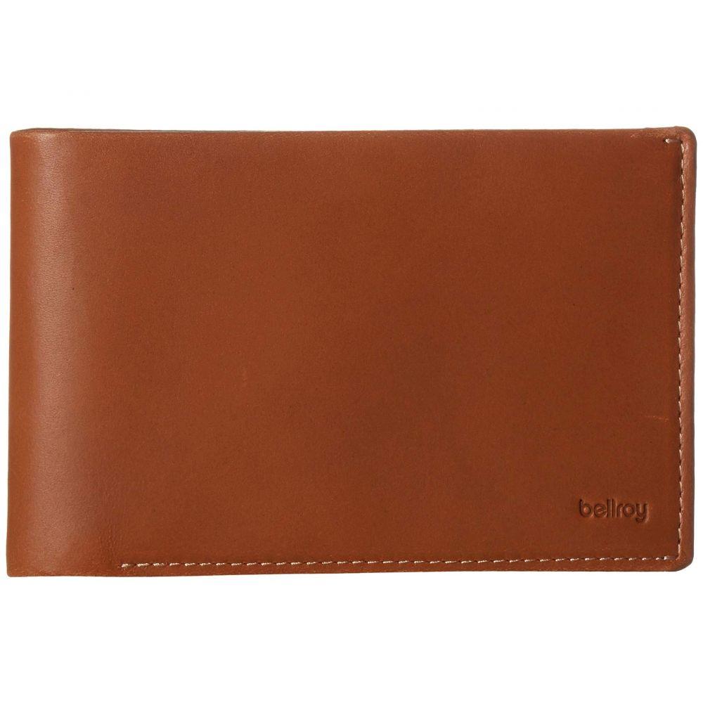 ベルロイ bellroy メンズ 財布 【Travel Wallet RFID】Caramel