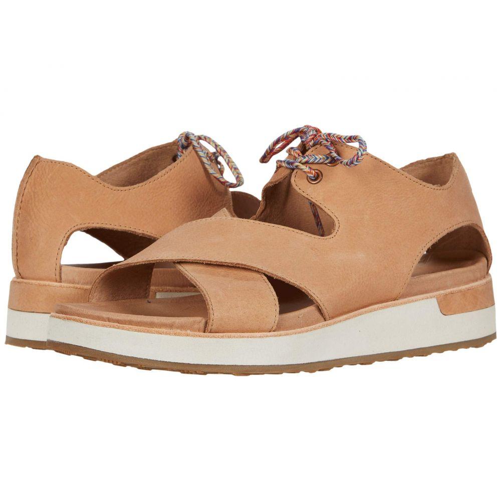 メレル Merrell レディース サンダル・ミュール シューズ・靴【Roam Cross Lace】Tan