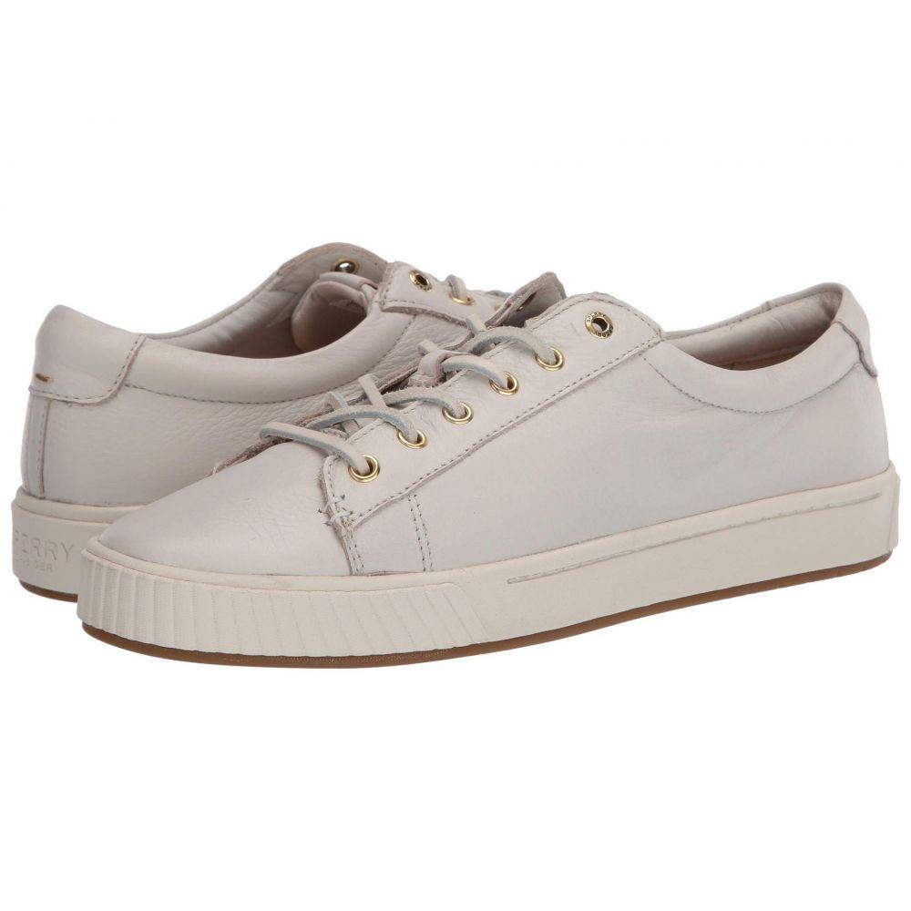 スペリー Sperry レディース スニーカー シューズ・靴【Anchor PlushWave LTT Leather】Birch