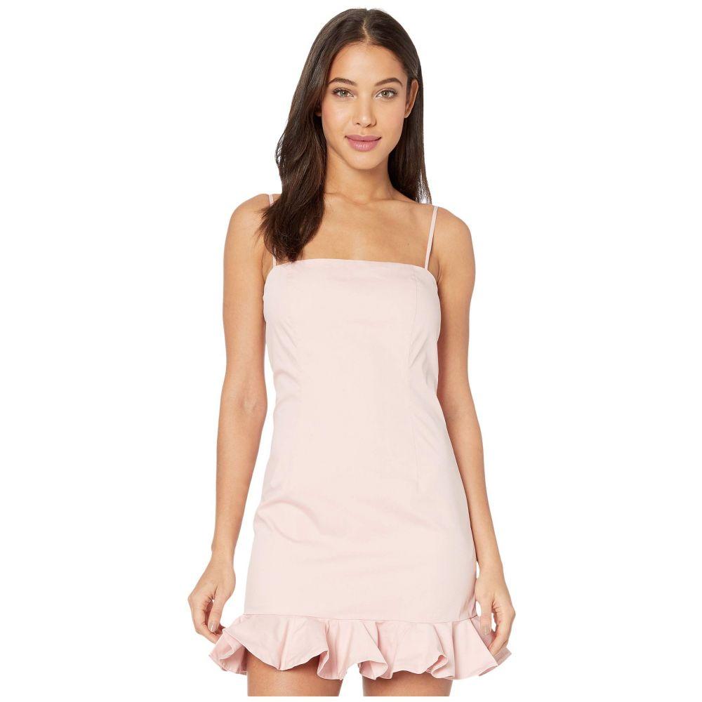 バルドー Bardot レディース ワンピース ミニ丈 ワンピース・ドレス【Havana Mini Dress】Pink