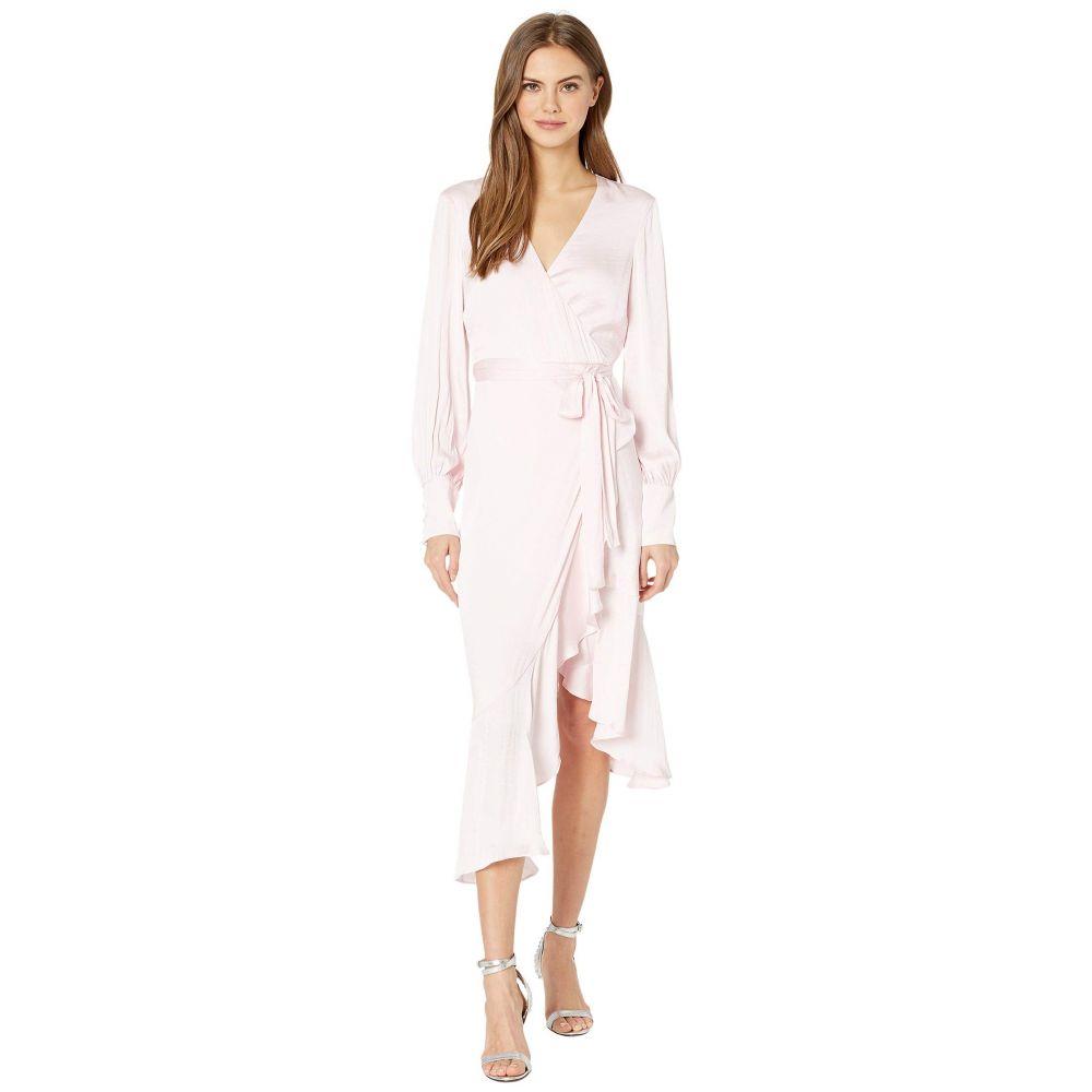 バルドー Bardot レディース ワンピース ミドル丈 ワンピース・ドレス【Sofie Midi Dress】Pink Rose