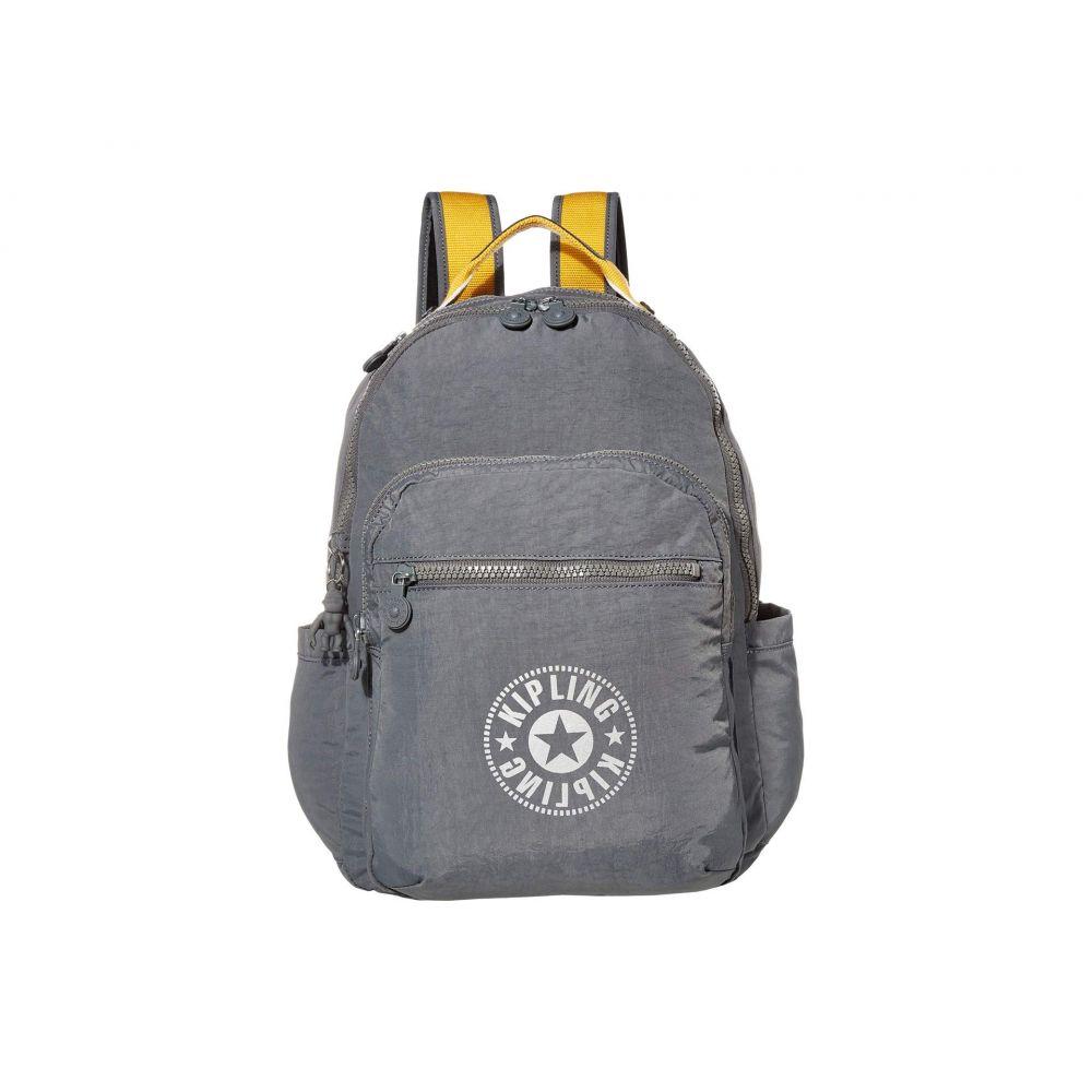 キプリング Kipling レディース パソコンバッグ バックパック バッグ【New Classics Seoul Laptop Backpack】Dark Carbon Ny