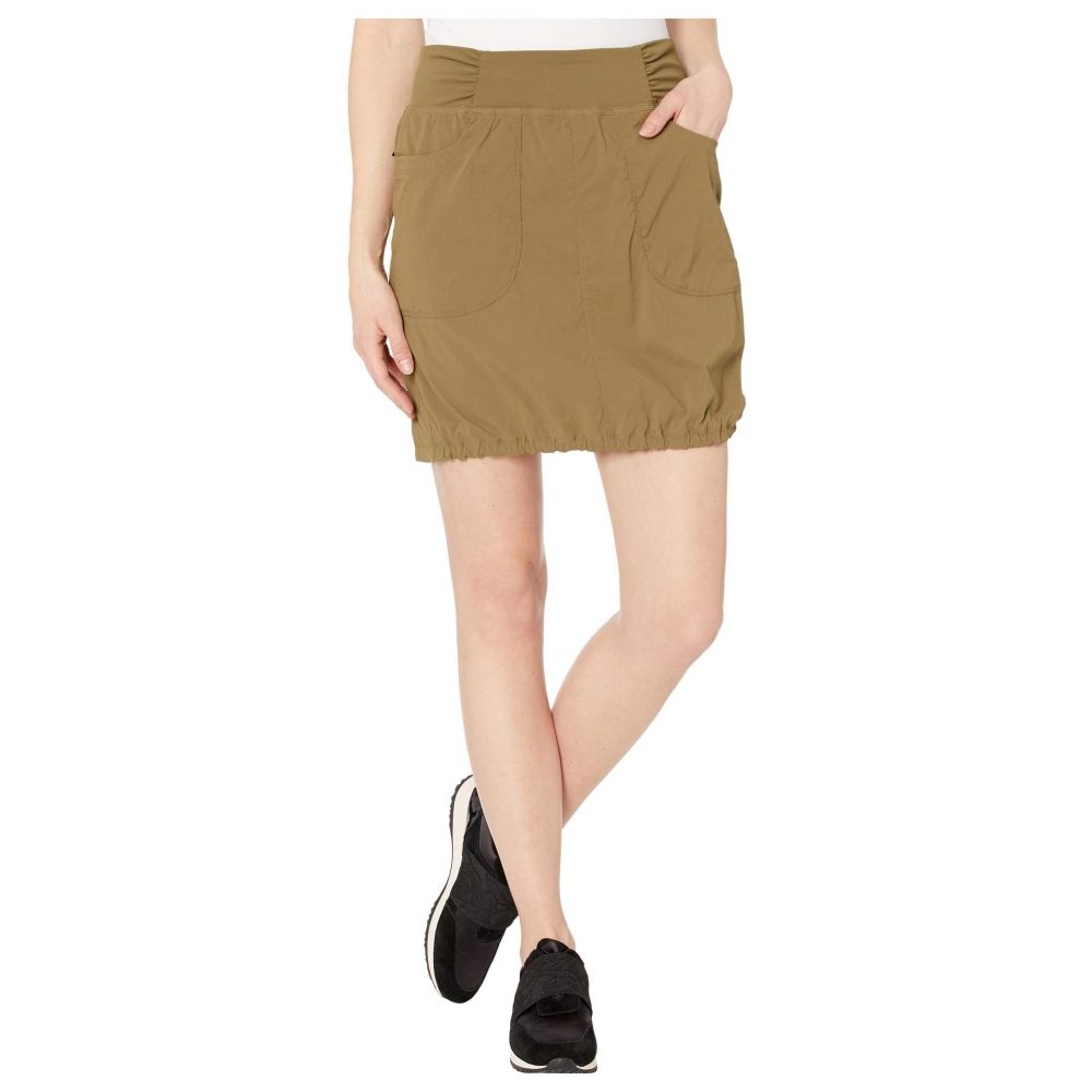 マウンテンハードウェア Mountain Hardwear レディース スカート 【Dynama(TM) Skirt】Raw Clay