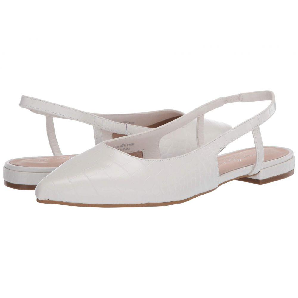 チャイニーズランドリー Chinese Laundry レディース スリッポン・フラット シューズ・靴【Glow】White