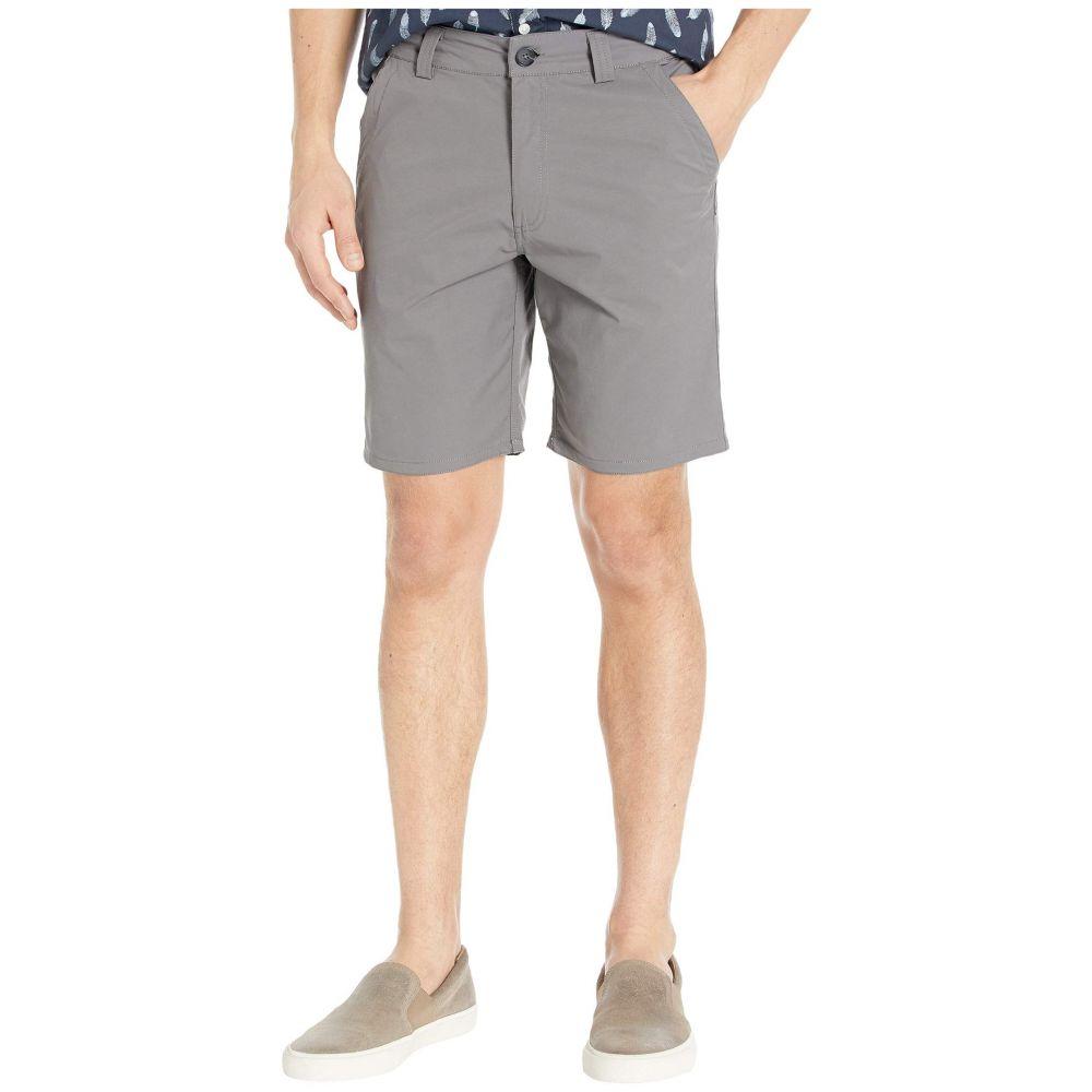 オニール O'Neill メンズ ショートパンツ ボトムス・パンツ【Mission Hybrid Shorts】Grey