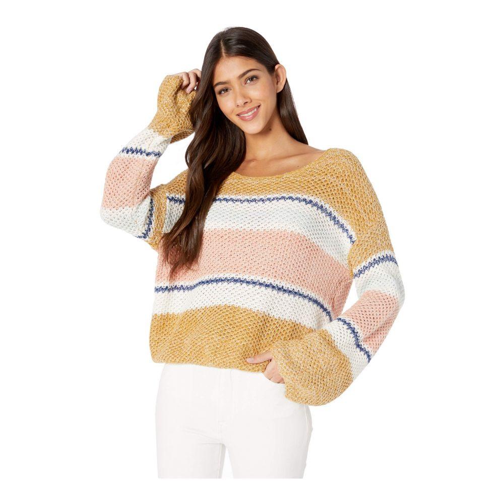 リップカール Rip Curl レディース ニット・セーター トップス【Sunsetters Sweater】Multi