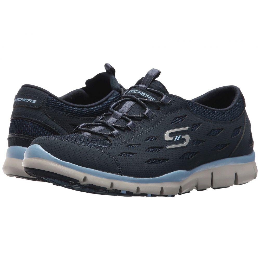 スケッチャーズ SKECHERS レディース スニーカー シューズ・靴【Gratis - Breezy City】Navy/Blue