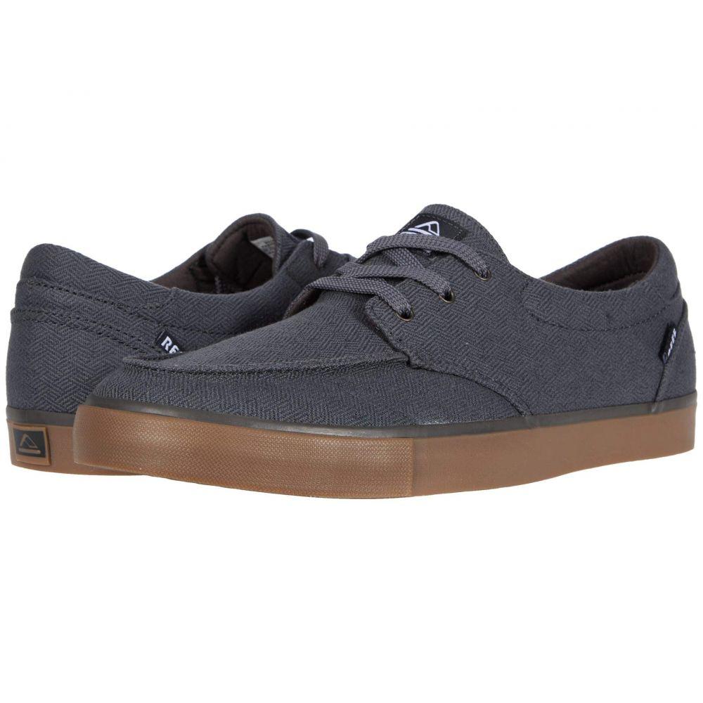 リーフ Reef メンズ スニーカー シューズ・靴【Deckhand 3 TX】Grey/Gum