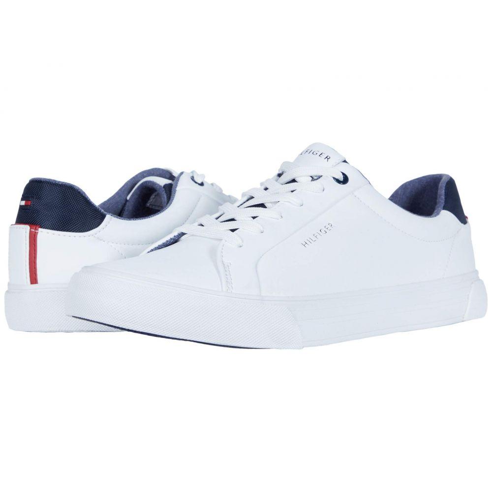 トミー ヒルフィガー Tommy Hilfiger メンズ スニーカー シューズ・靴【Rance】White